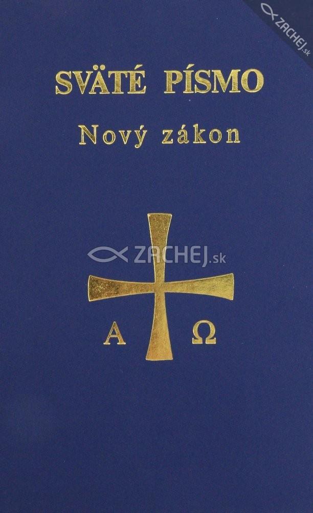 Sväté písmo, Nový zákon (vreckové)