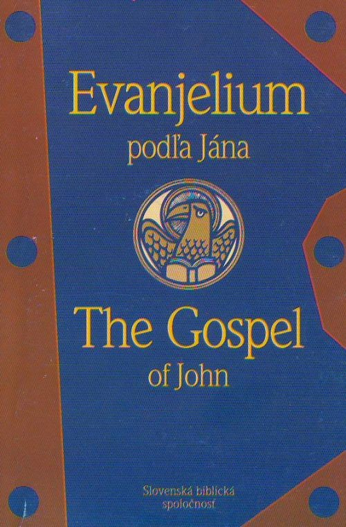 Evanjelium podľa Jána - The Gospel of John