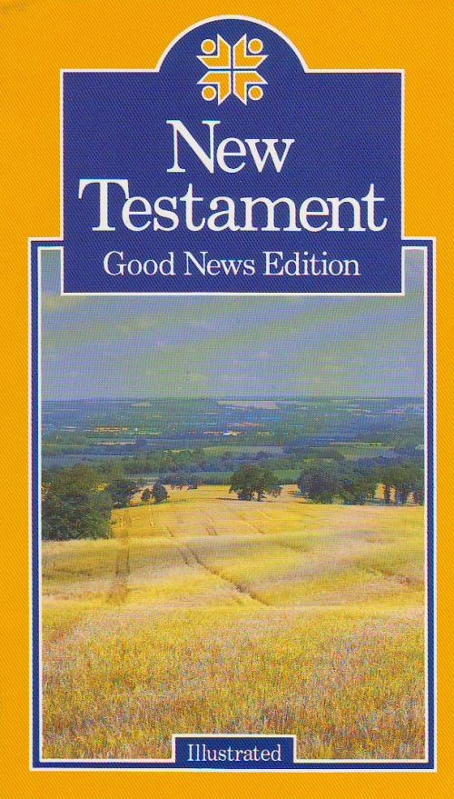 New Testament - Good News Edition