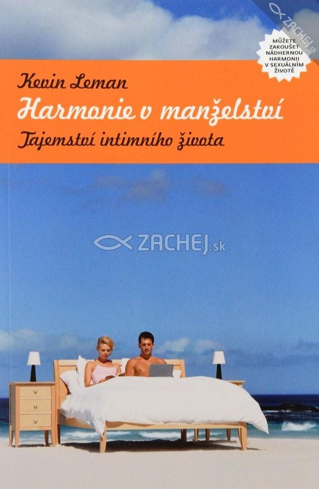 Harmonie v manželství - Tajemství intimního života