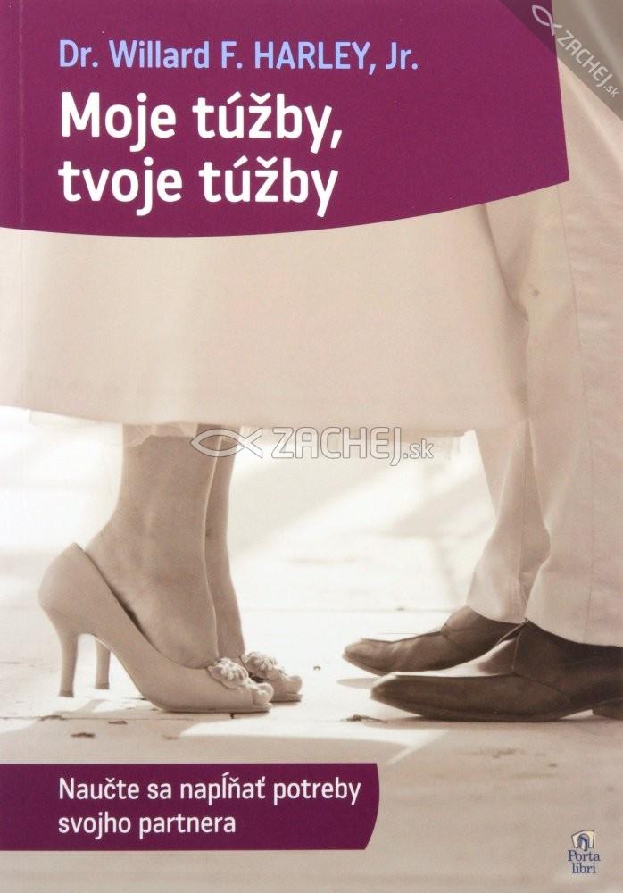 Moje túžby, tvoje túžby - Naučte sa napĺňať potreby svojho partnera