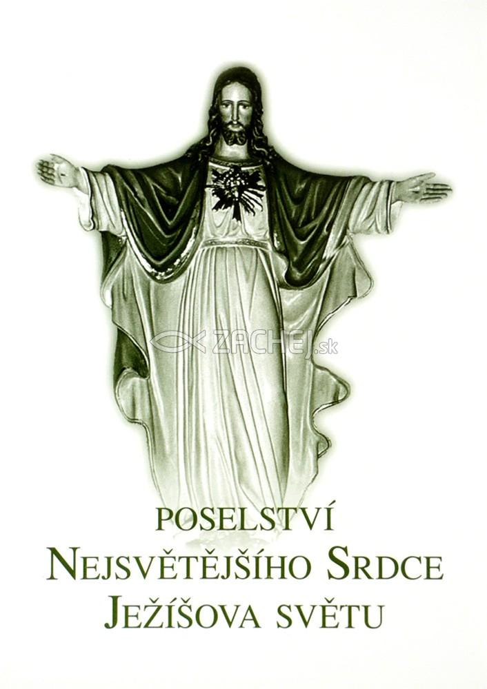 Poselství Nejsvětějšího Srdce Ježíšova světu - třetí vydání
