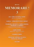 Sborník Memorare! - 3. díl - Stav církve ve světle Fatimy