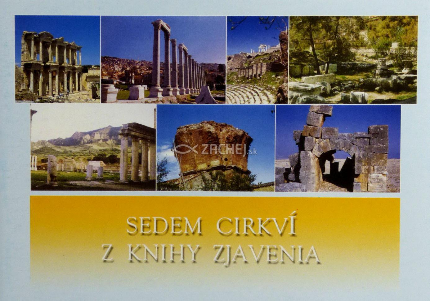 Sedem cirkví z knihy Zjavenia