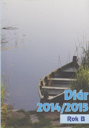 Diár 2014/2015 Rok B