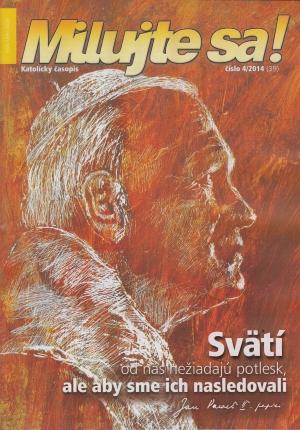 Časopis Milujte sa! (39) - 4/2014