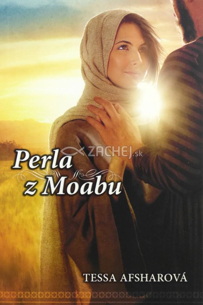 Perla z Moabu - biblický román