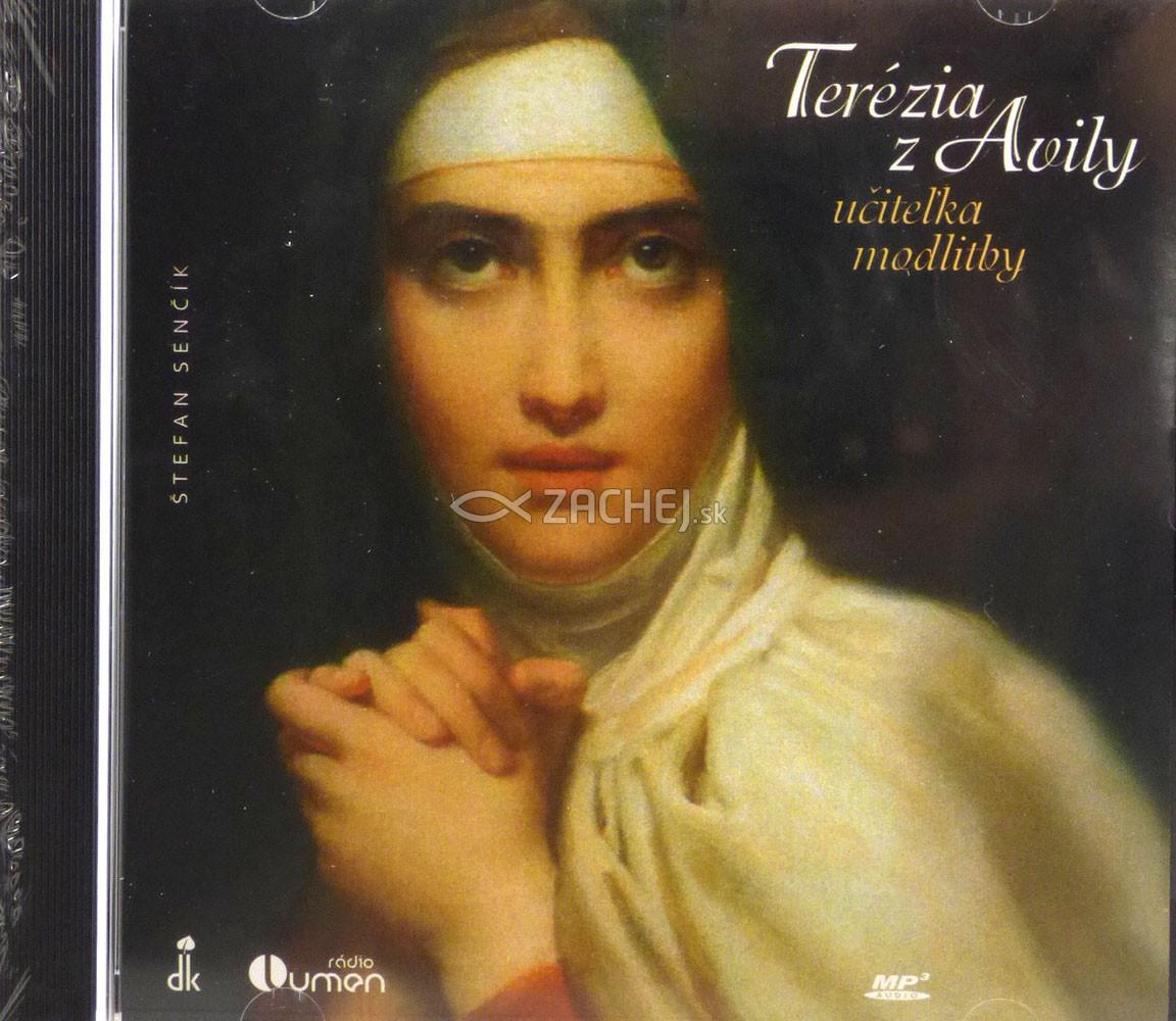 CD - Terézia z Avily - učiteľka modlitby