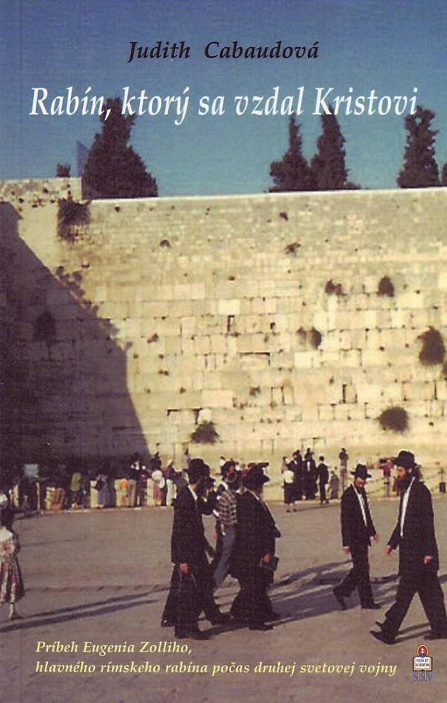 Rabín, ktorý sa vzdal Kristovi