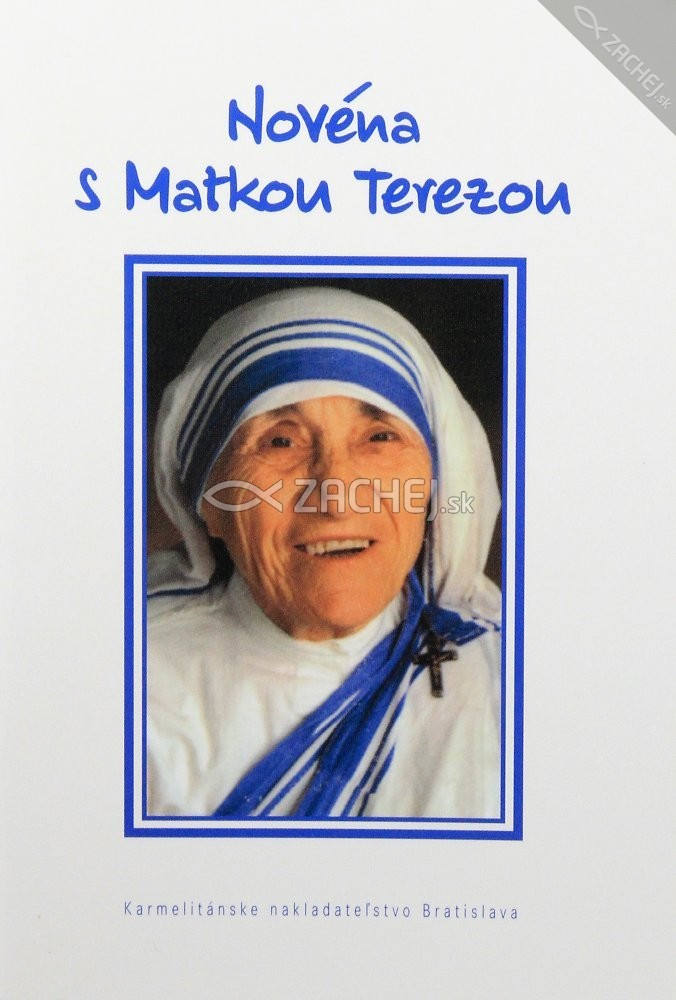 Novéna s Matkou Terezou