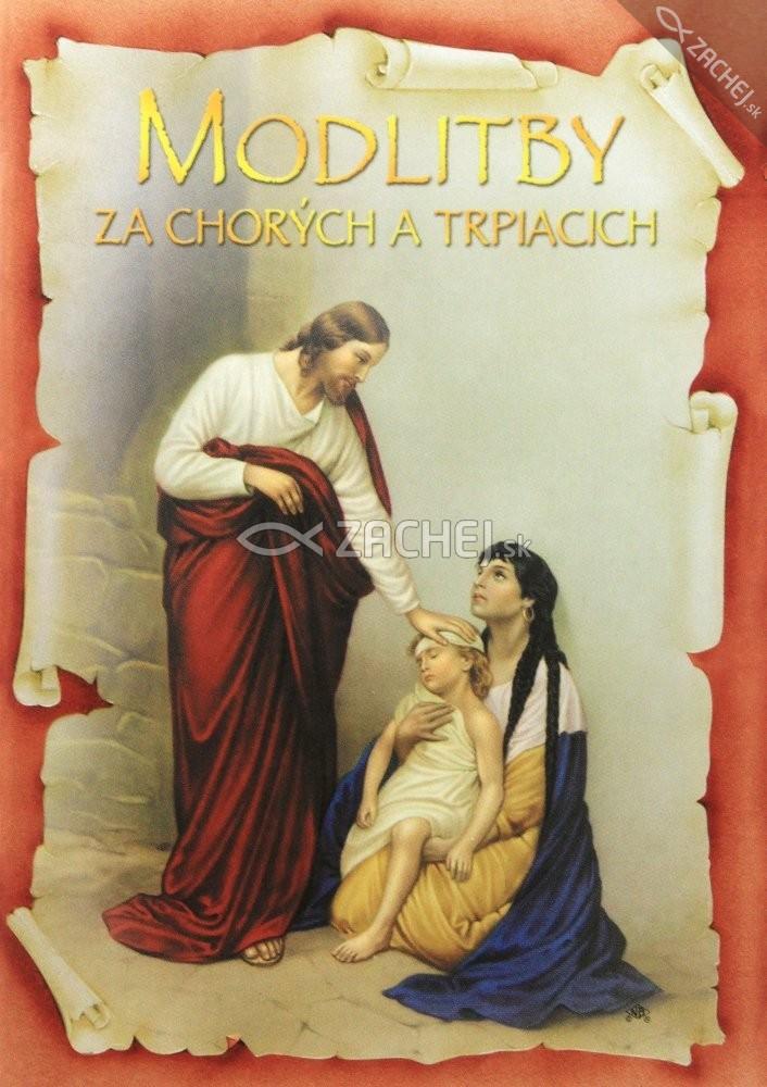 Modlitby za chorých a trpiacich