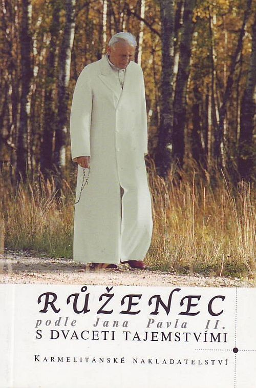 Růženec podle Jana Pavla II. s dvaceti tajemstvími
