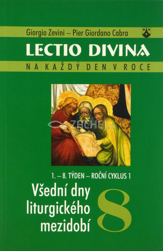 Lectio divina (8) - Všední dny liturgického mezidobí