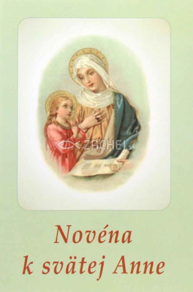 Novéna k Svätej Anne