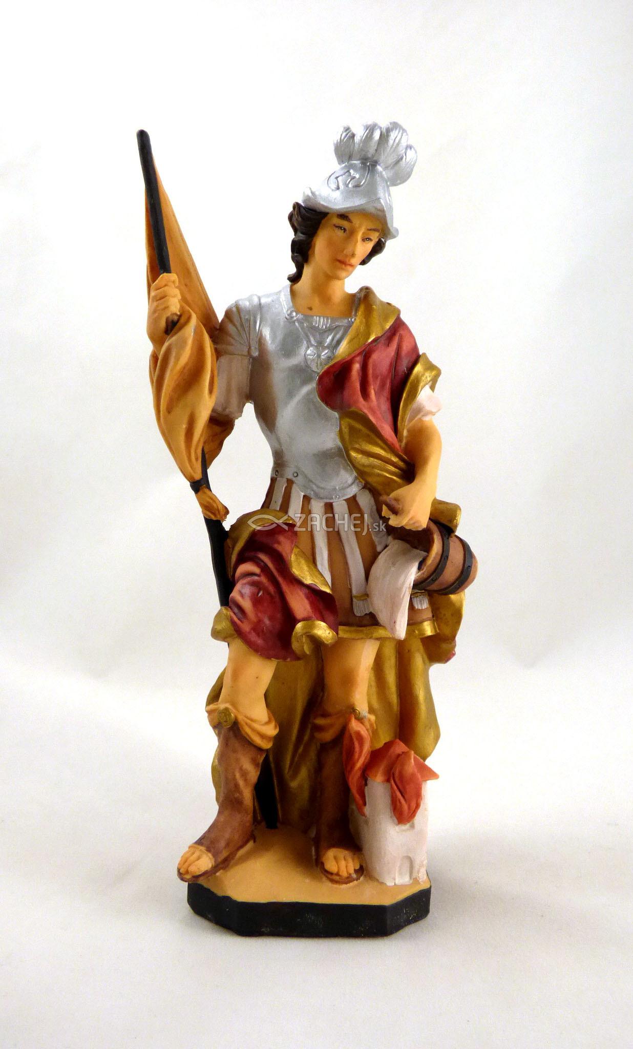 Zachej.sk • Soška  Svätý Florián 2. - 17 4296dd1b56e