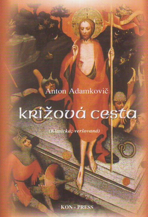 Krížová cesta - (klasická veršovaná)