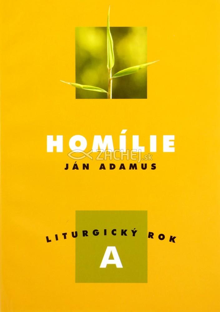 Homílie - Liturgický rok A
