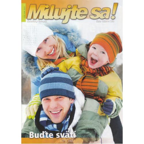 Časopis Milujte sa! (36)