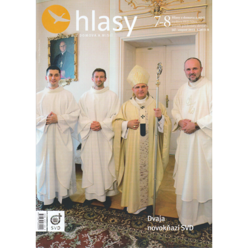 Časopis Hlasy 7-8 / 2015