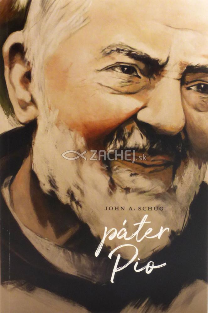 Páter Pio - (nové vydanie)