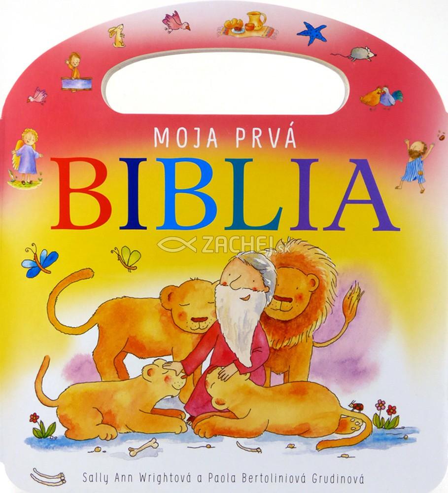 Moja prvá Biblia (s uškom) - leporelo