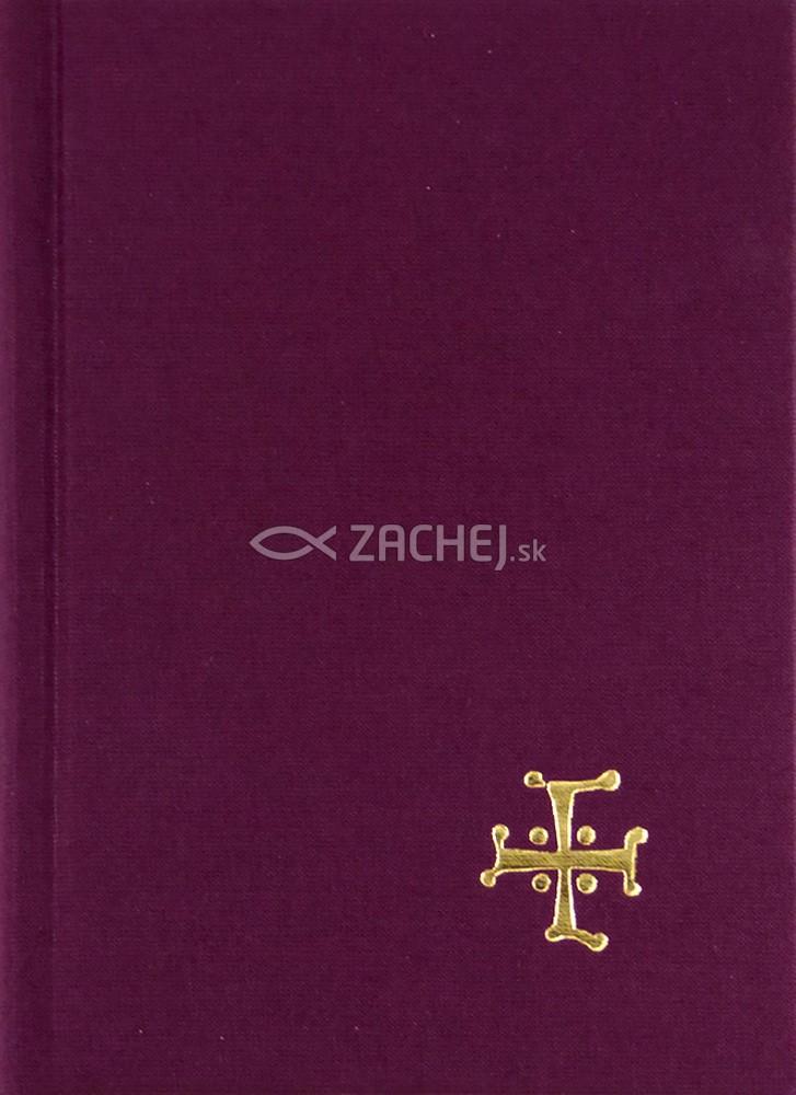Jednotný katolícky spevník (bordový) - a najpotrebnejšie modlitby kresťana katolíka