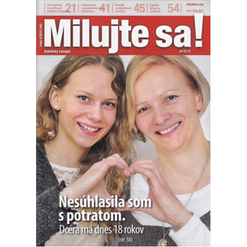 Časopis Milujte sa! (44)