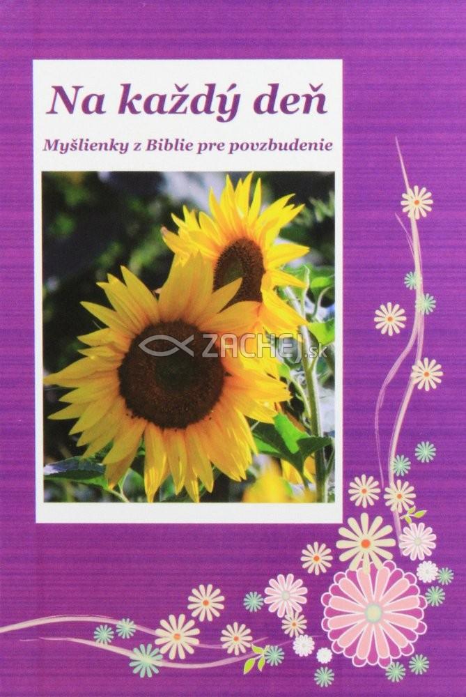 Na každý deň - Myšlienky z Biblie pre povzbudenie