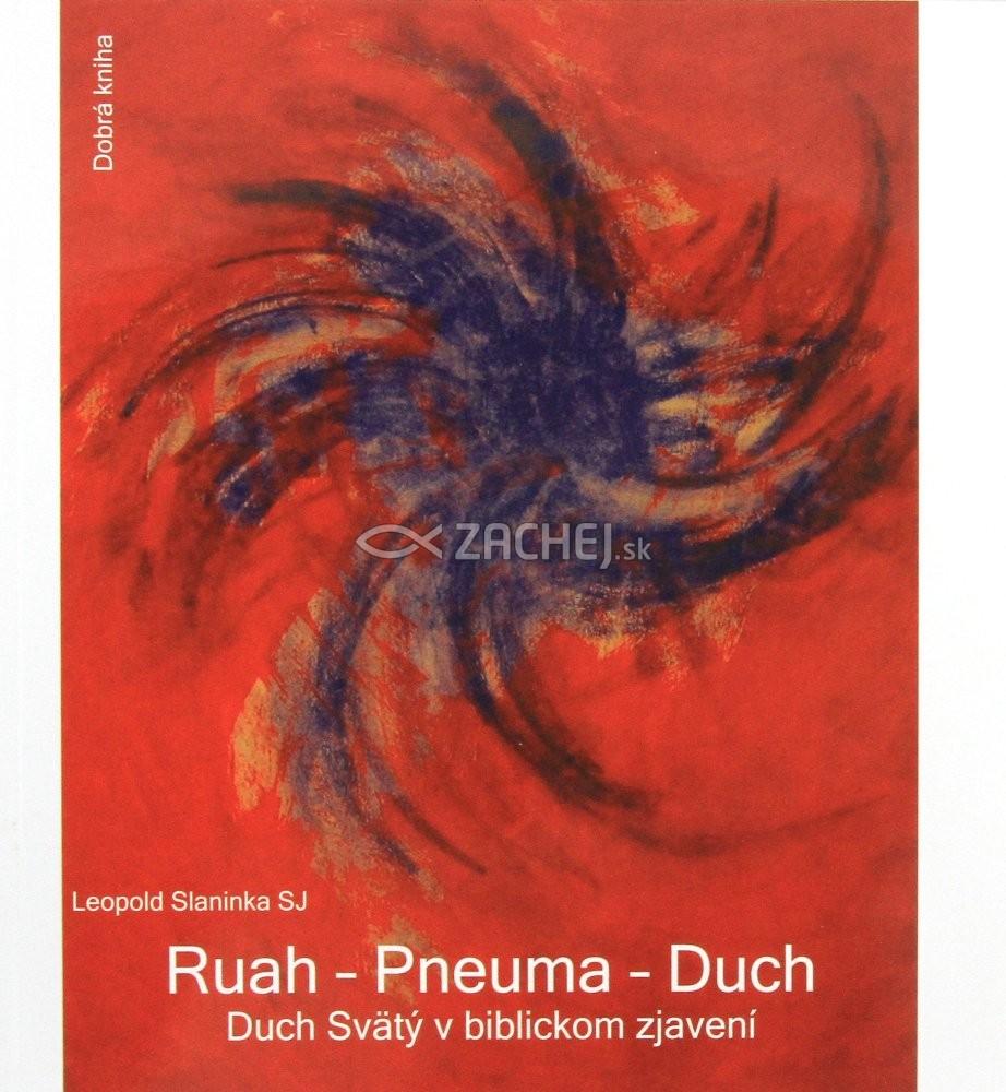Ruah - Pneuma - Duch - Duch Svätý v biblickom zjavení