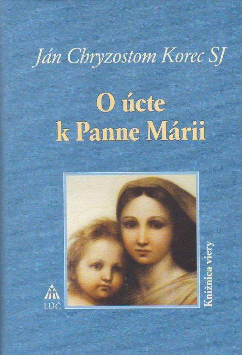 O úcte k Panne Márii