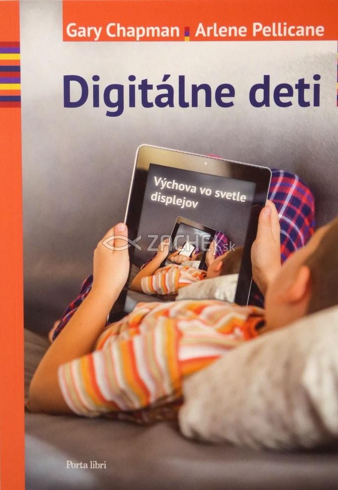 Digitálne deti - Výchova vo svetle displejov