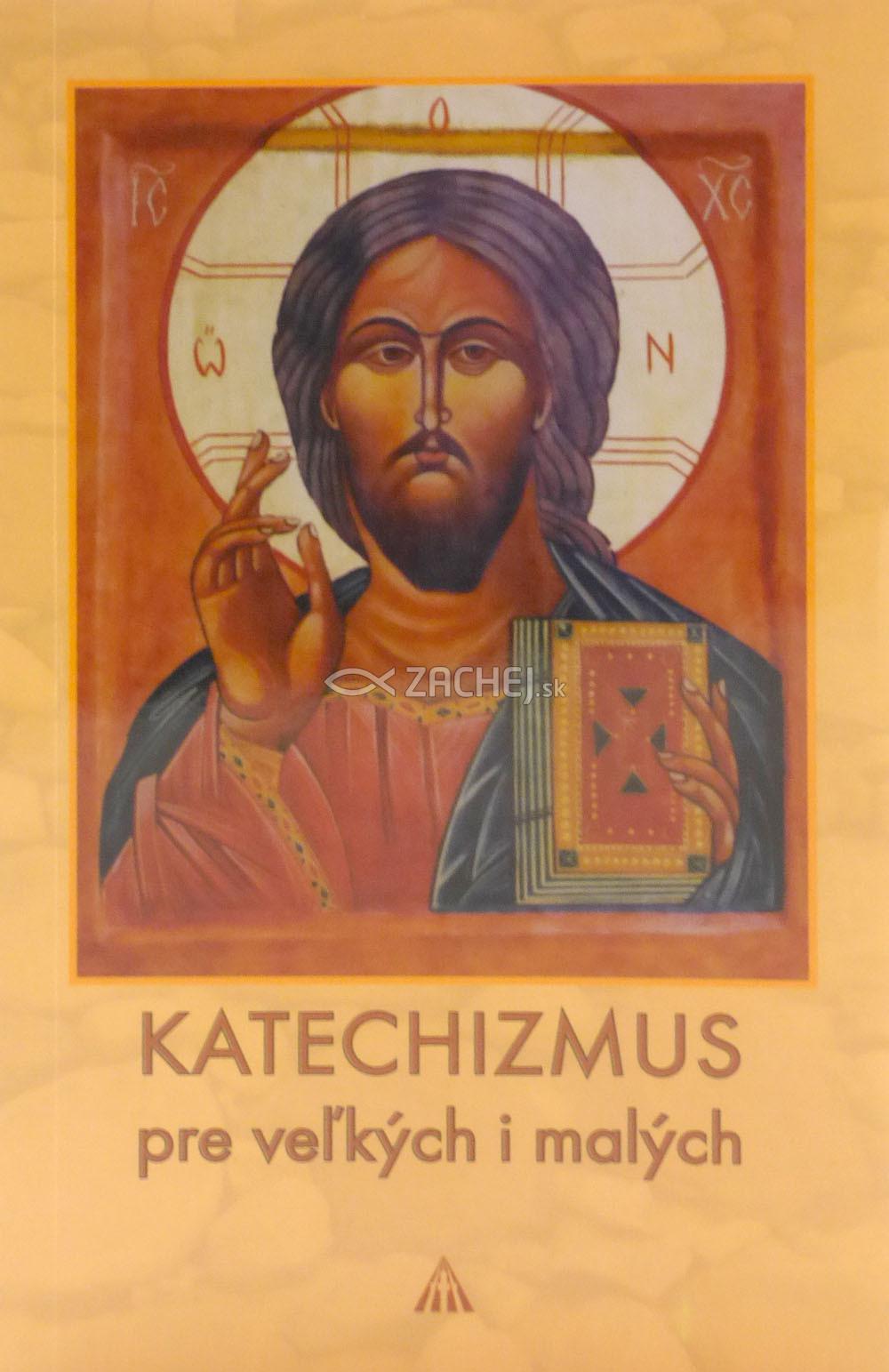 Katechizmus pre veľkých i malých - 7. vydanie