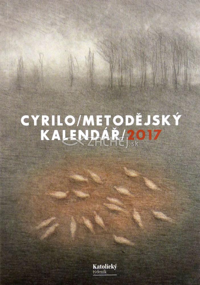 Cyrilometodějský kalendář 2017