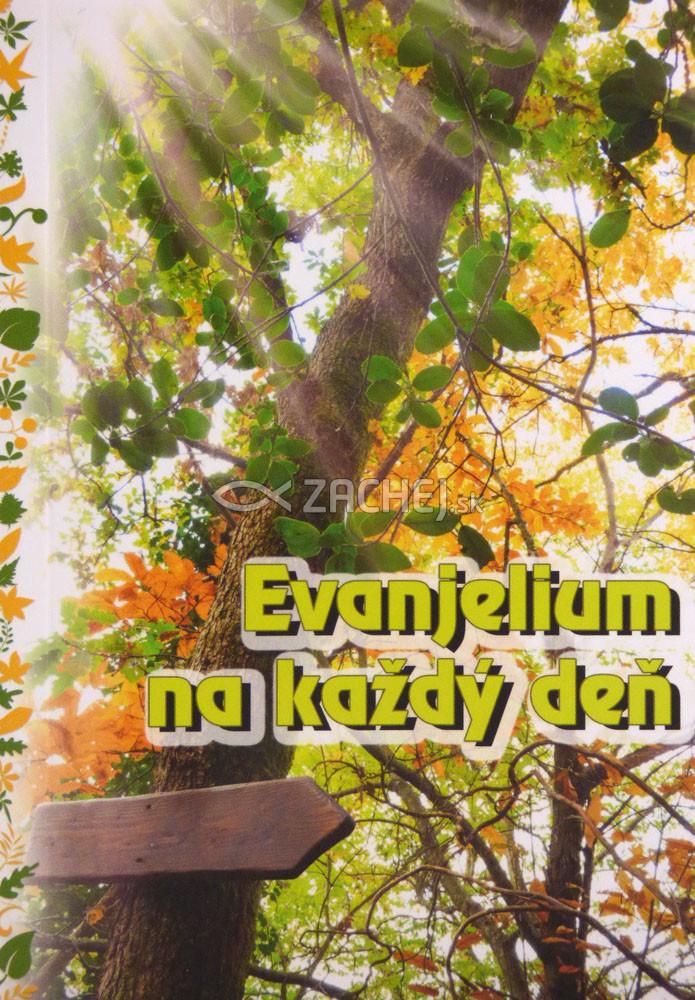 Evanjelium na každý deň (2017) - Každý deň s Božím Slovom (2017)