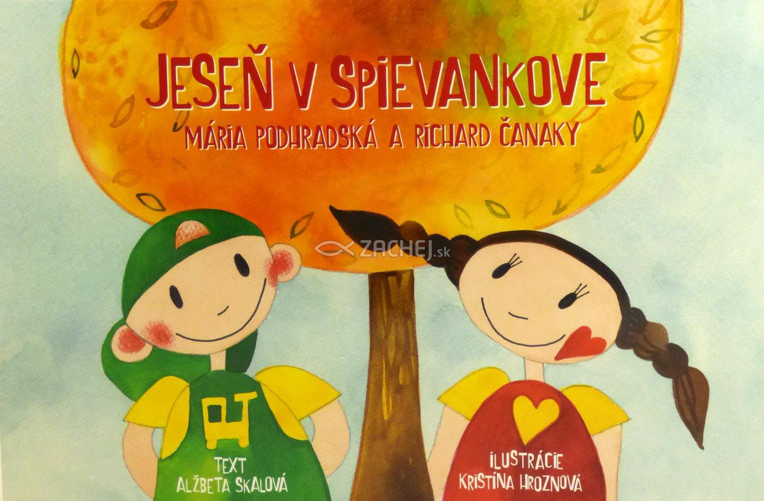 Leporelo - Jeseň v Spievankove