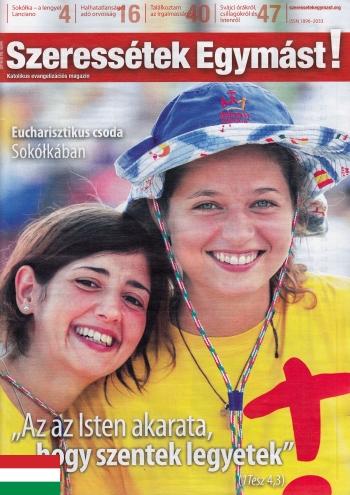 Časopis Szeressétek Egymást! (19)