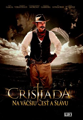 DVD: Cristiada - Na väčšiu česť a slávu - Historický film