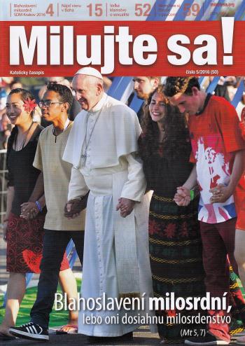 Časopis: Milujte sa! (50)