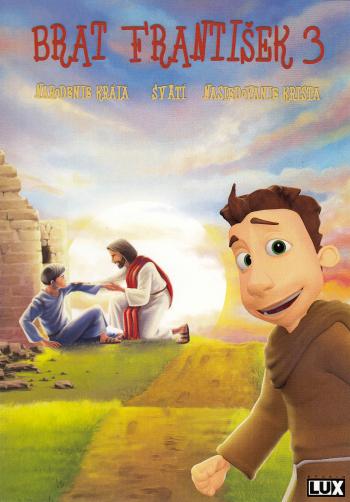 DVD: Brat František 3