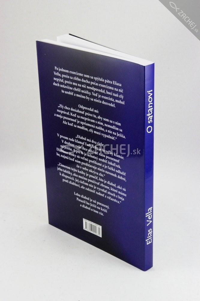 Zachej.sk • kniha  O Satanovi (Elias Vella) 619e73cea67