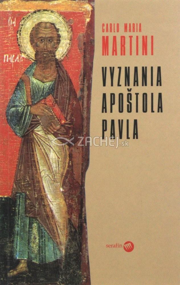 Vyznania apoštola Pavla