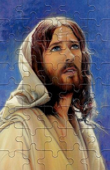Puzzle: Pán Ježiš (PU006) - 40 dielov