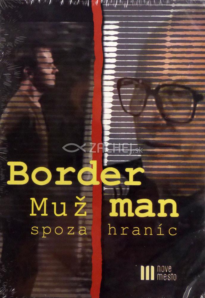 DVD: Border man - Muž spoza hraníc
