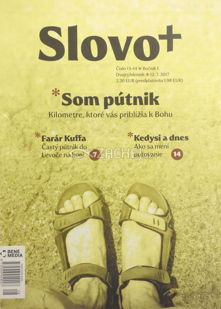 Časopis: Slovo+ 13-14/2017 - Kresťanské noviny, dvojtýždenník