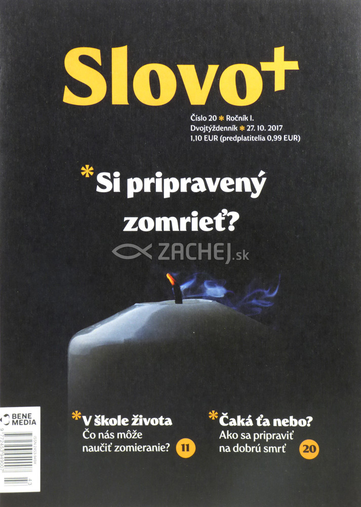 Slovo+ 20/2017 (dvojtýždenník) - Kresťanské noviny