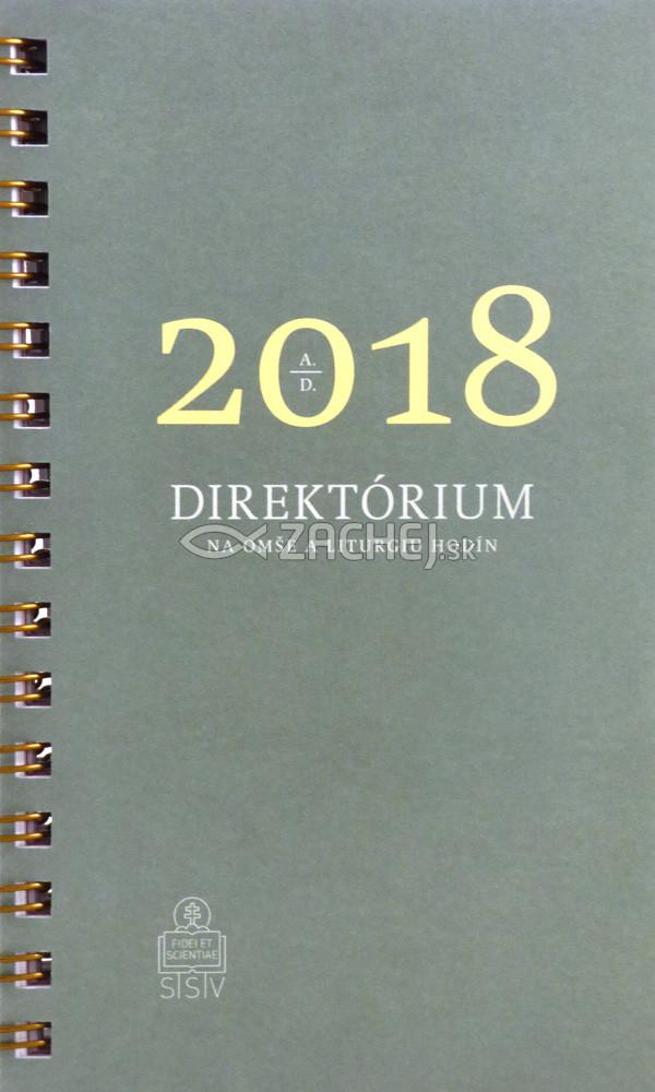 Direktórium 2018 - Na omše a liturgiu hodín