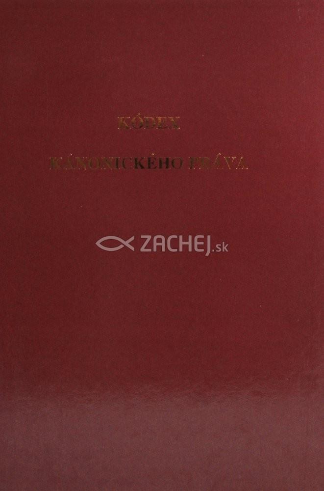 Kódex kánonického práva - Latinsko – slovenské vydanie