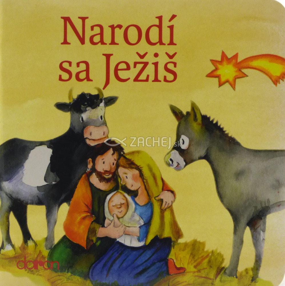 Narodí sa Ježiš (Doron) - pre deti od 3 rokov