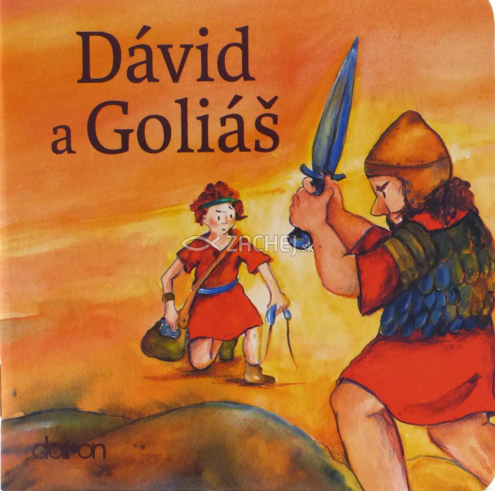 Dávid a Goliáš (Doron) - pre deti od 3 rokov