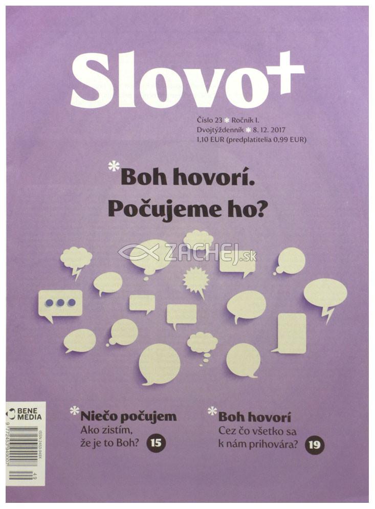 Slovo+23/2017 (dvojtýždenník) - Kresťanské noviny